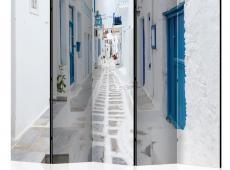 Paraván - Greek Dream Island II [Room Dividers]